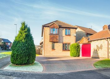 Thumbnail 4 bed detached house for sale in Festival Park Drive, Gateshead