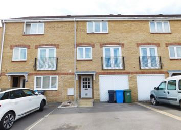 Thumbnail 4 bed terraced house to rent in David Way, Hamworthy, Poole