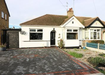 Thumbnail 2 bed bungalow to rent in Danescroft Drive, Leigh-On-Sea
