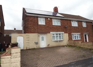 Thumbnail 3 bed semi-detached house for sale in Attlee Crescent, Bilston, Wolverhampton, West Midlands