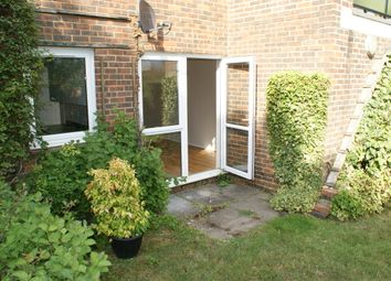 Thumbnail 1 bed flat to rent in Elder Close, Winchester