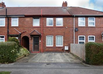 Thumbnail 4 bedroom terraced house for sale in Woolnough Avenue, York