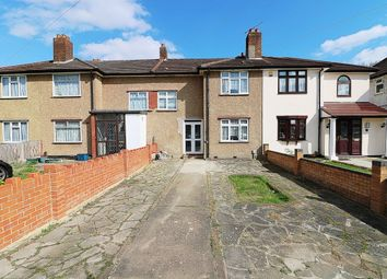 Thumbnail 3 bed terraced house for sale in Crown Road, Ilford