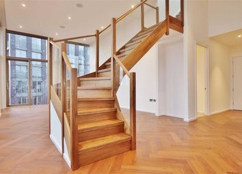 Thumbnail 3 bed flat for sale in Capital Building, Embassy Gardens, London