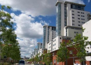 Thumbnail 2 bed flat to rent in Tideslea Tower, Woolwich