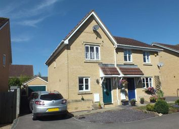 Thumbnail 2 bedroom semi-detached house to rent in Spring Meadows, Trowbridge, Wiltshire