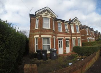 Thumbnail 4 bed semi-detached house to rent in Osborne Road, Winton, Bournemouth