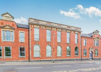 Thumbnail 2 bedroom flat for sale in Crownford Avenue, Hanley, Stoke-On-Trent