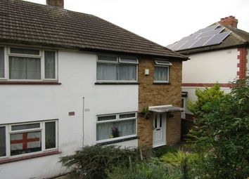 Thumbnail 3 bed semi-detached house to rent in Longhill Avenue, Chatham