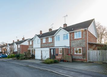 Thumbnail 4 bed terraced house for sale in Alma Green, Stoke Row, Henley-On-Thames