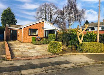 Thumbnail 2 bedroom detached bungalow for sale in Warwick Avenue, Carlton-In-Lindrick, Worksop