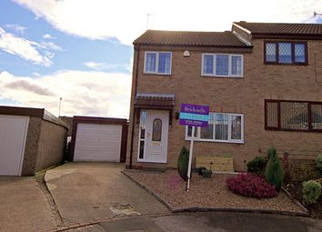 Thumbnail 3 bed semi-detached house to rent in Tiber View, Brinsworth, Rotherham