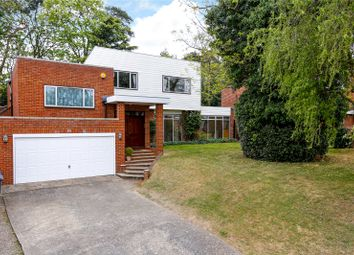 Thumbnail 6 bed detached house for sale in Lord Chancellor Walk, Kingston Upon Thames