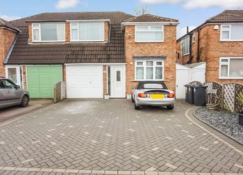 3 bed semi-detached house for sale in Walter Cobb Drive, Wylde Green, Sutton Coldfield B73