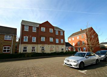 Thumbnail 2 bed flat for sale in Trundalls Lane, Dickens Heath, West Midlands
