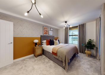 Thumbnail 1 bed flat for sale in Charles Court, Northdown Road, Margate