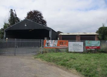 Thumbnail Light industrial for sale in Pontrilas, Hereford, Herefordshire