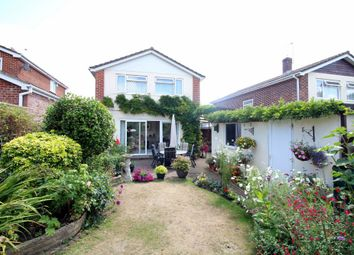 Thumbnail 4 bed detached house for sale in Lawns Road, Wimborne