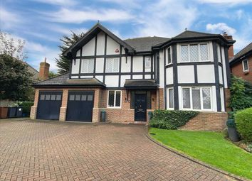 Thumbnail 5 bed detached house for sale in Chiltern Close, Bushey Heath, Bushey Heath