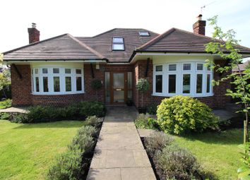 Thumbnail 4 bed detached house for sale in Trowell Road, Wollaton, Nottingham