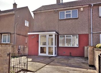 Thumbnail 2 bed semi-detached house for sale in Tadcaster Avenue, Glen Parva