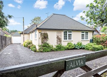 Thumbnail 4 bed bungalow for sale in New Mill Lane, Eversley, Hook, Hampshire