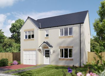 "Thumbnail 5 bed detached house for sale in ""The Thornwood "" at Arthurs Way, Haddington"