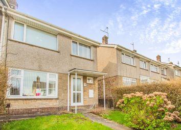 Thumbnail 3 bed end terrace house for sale in Ael Y Bryn, Llanedeyrn, Cardiff