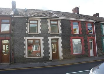 Thumbnail 3 bed terraced house for sale in Ynyswen Road, Treorchy, Rhondda Cynon Taff.