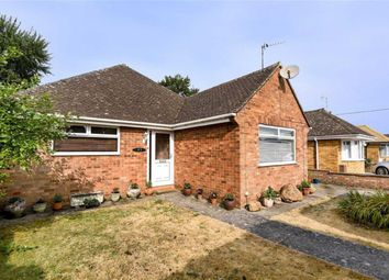 Thumbnail 4 bedroom detached bungalow for sale in Mill Close, Wroughton, Swindon