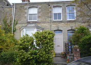 Thumbnail 4 bed terraced house to rent in The Avenue, Truro
