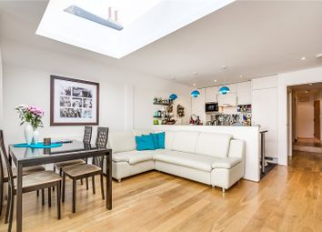 Thumbnail 2 bed flat for sale in Humbolt Road, Barons Court, London