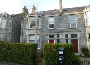 Thumbnail 5 bedroom semi-detached house to rent in Carlton Place, Aberdeen