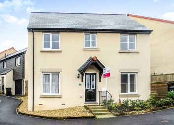Thumbnail 3 bed detached house for sale in Flax Meadow Lane, Axminster