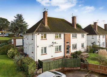 Thumbnail 1 bedroom flat for sale in Meadow Road, Budleigh Salterton