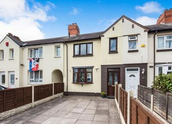 Thumbnail 3 bed terraced house for sale in Lawrence Street, Willenhall, West Midlands