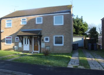 Thumbnail 3 bedroom semi-detached house to rent in Langstons, Felixstowe
