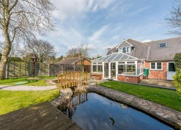Thumbnail 4 bedroom detached house for sale in Churchover, Rugby, Warwickshire