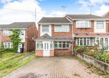 Thumbnail 3 bed semi-detached house for sale in Johns Grove, Birmingham, West Midlands, .