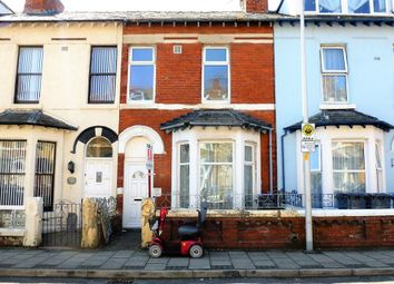 Thumbnail 4 bed terraced house to rent in Lowrey Terrace, Blackpool