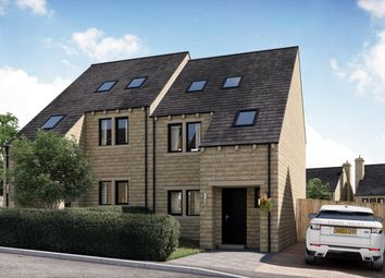 Thumbnail 4 bed semi-detached house for sale in The Orchid, Mill Moor Road, Meltham, Holmfirth, West Yorkshire