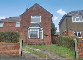 Thumbnail 3 bed semi-detached house for sale in Aberconway Street, Blidworth, Mansfield