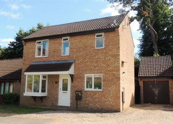 Thumbnail 3 bed detached house for sale in Scott Close, Ashby Fields, Daventry