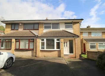 Thumbnail 3 bed semi-detached house for sale in Broadwood Drive, Fulwood, Preston