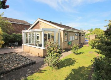 Glevum Close, Ross-On-Wye HR9. 2 bed detached bungalow for sale