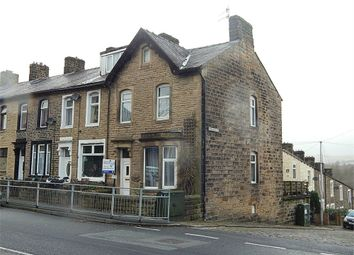 Thumbnail 4 bed end terrace house for sale in Burnley Road, Colne, Lancashire