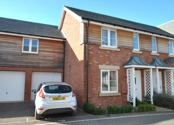 Thumbnail 2 bed end terrace house for sale in Gorse Road, Bishops Cleeve, Cheltenham