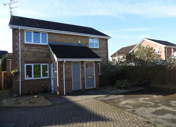Thumbnail 2 bed flat for sale in Fossard Way, Scawthorpe, Doncaster