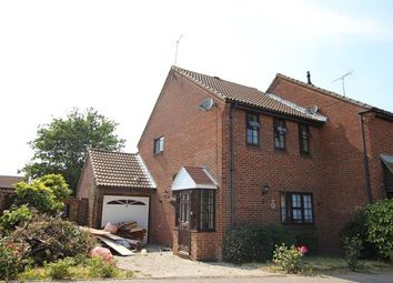 Thumbnail 3 bed semi-detached house to rent in The Drakes, Shoeburyness, Southend-On-Sea