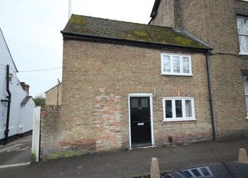 Thumbnail 2 bed cottage for sale in St. Marys Street, Ely